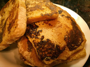 Photo: Vegan French Toast!
