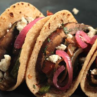 Vegetarian Mushroom Tacos Recipes