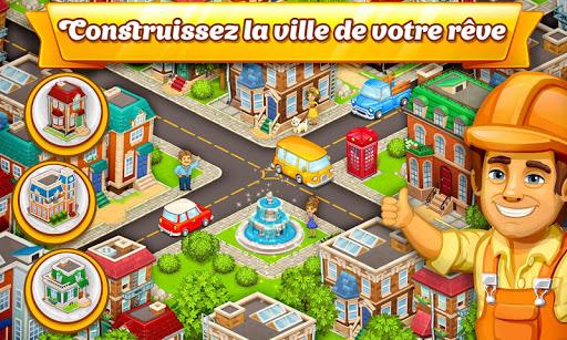 Megapolis: village et ferme fond d'écran 1