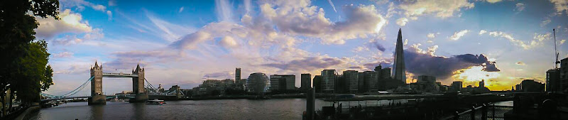 Una panoramica su Londra  di DiegoCattel