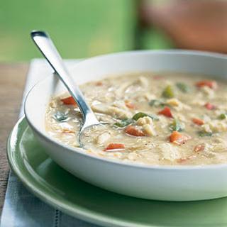 Savannah-Style Crab Soup
