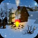 Craft Inverno Survival Sim 3D icon