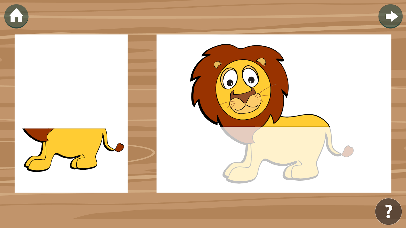 Toddler color learning games - Kids Toddler Learning Games Screenshot