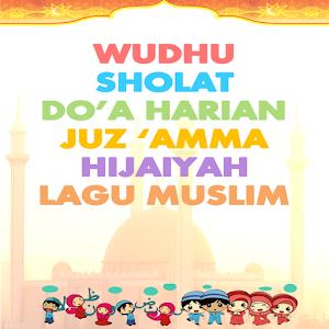 Edukasi Anak Muslim for PC and MAC