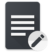 txtpad+ — Notepad, Create txt files APK
