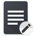 txtpad+ — Notepad, Create txt files 🗒️ icon