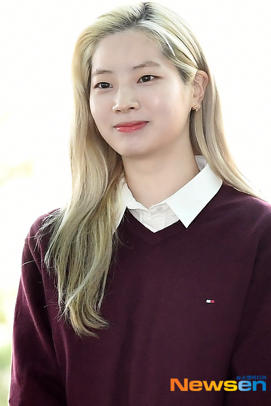 twice dahyun makeup free 4