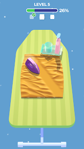 Perfect Ironing Mod Apk 1.1.8 [No Ads + Unlimited Money] 3