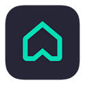 Rightmove UK property search icon
