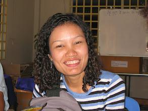 Photo: Sokha, orphan to University graduate serving HCI