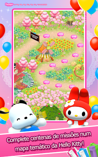 Hello Kitty Jewel Town