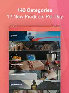 Gadget Flow - Shopping App for Gadgets and Gifts Screenshot