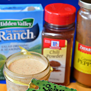 Spicy Southwestern Ranch