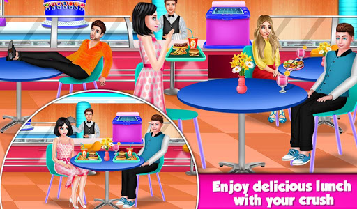 How To Impress Girl For Date - First Love Crush  screenshots 3