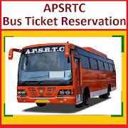 Online Bus Ticket Reservation APSRTC