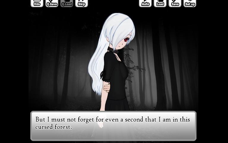 android Visual Novel Trick and Treat Screenshot 6