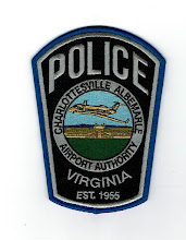 Photo: Charlottesville Albemarle Airport Authority Police