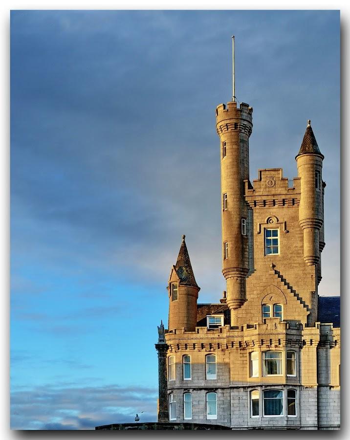 Castlegate, Aberdeen by Dalibor Bakac - Buildings & Architecture Public & Historical (  )