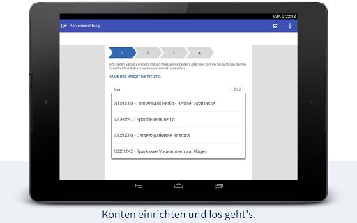 StarMoney - Banking + Kontenübersicht  screenshots 11
