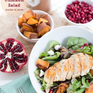 Autumn Chicken Salad.