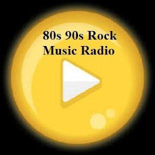 80s 90s Rock Music Radio - náhled