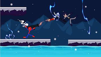 Supreme Stickman Fighting - Duel Stick Fight Game