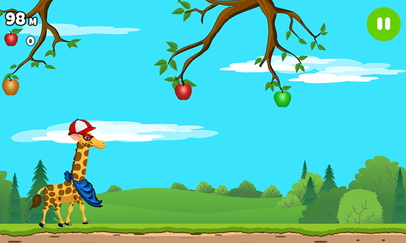 Giri Giraffe- screenshot