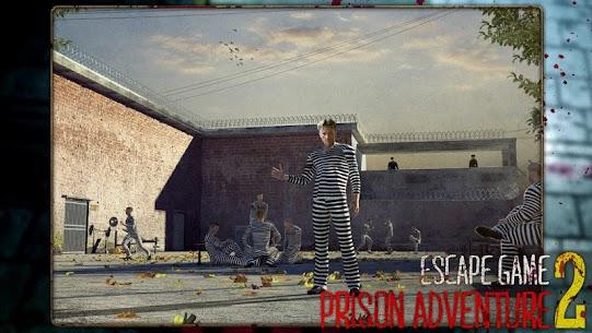 Escape game : prison adventure 2 1