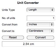 Unit Converter