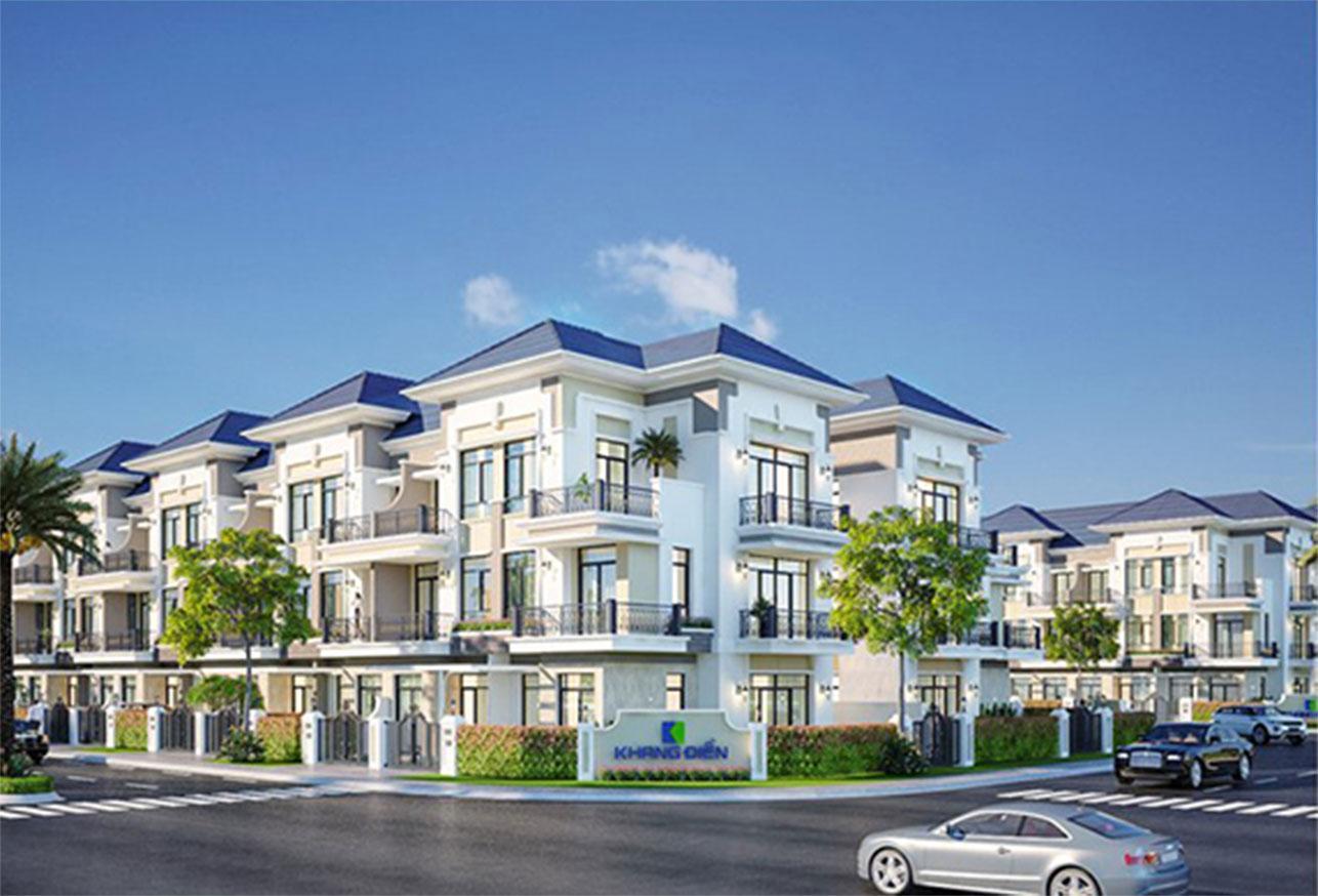 Tìm hiểu về dự án nhà phố Verosa Park Khang Điền