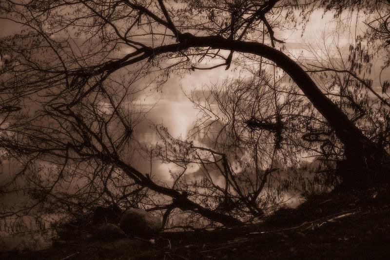 Atmosfera lacustre di Tindara