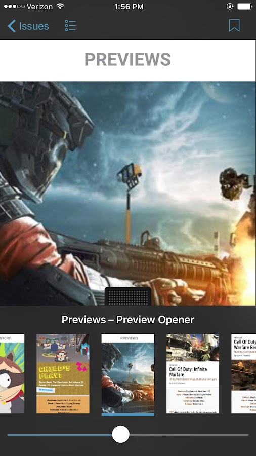 Game Informer- screenshot