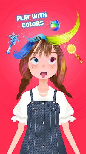 Hair salon games : Hair styles and Hairdresser 1.0 screenshots 2