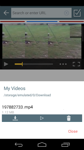 All Video Downloader 9.7.9 screenshots 5