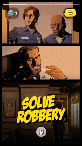 Uncrime: Crime investigation & Detective gameud83dudd0eud83dudd26 1.7.0 screenshots 5