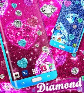 Diamond live wallpaper Apk Download 5