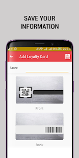 loyalty card virtual mobile wallet apps on google play. Black Bedroom Furniture Sets. Home Design Ideas