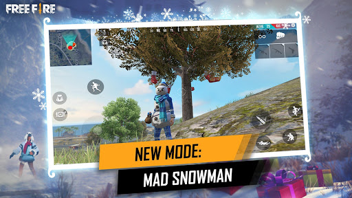 Garena Free Fire: Winterlands screenshot 4