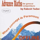 Rakesh Yadav Sir Paramount Advanced Maths Book