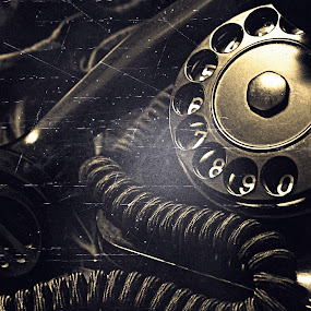 phone... by An Gela - Artistic Objects Antiques ( phone, vintage )