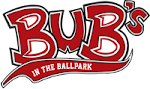 Logo for Bub's at the Ballpark