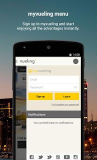 Vueling - Cheap Flights screenshot 03