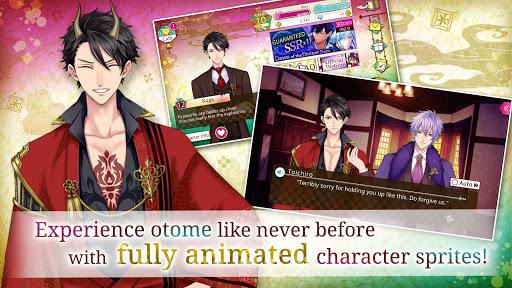 Ayakashi: Romance Reborn - Supernatural Otome Game filehippodl screenshot 5