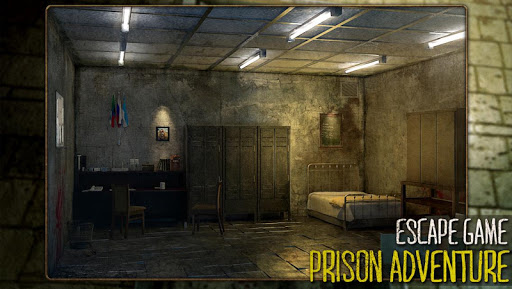 Escape game:prison adventure 11 screenshots 4