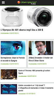 Geek News - Ubergizmo.it- miniatura screenshot