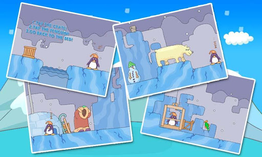 玩免費解謎APP|下載ペンギンラン app不用錢|硬是要APP