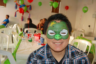 Photo: Angry birds Face Painting by Bella the Clown, Redlands, Ca Call to book today at 888-750-7024