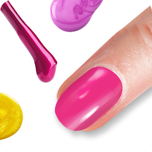 Youcam nails manicure salon for custom nail art android apps youcam nails manicure salon for custom nail art prinsesfo Gallery