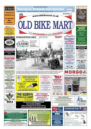 Old Bike Mart screenshot for Android