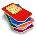 SIM Card and Contacts Transfer icon